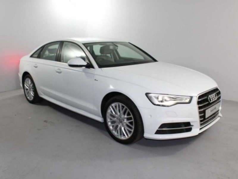 Used Audi A6 20 Tdi S Tronic For Sale In Western Cape Carscoza