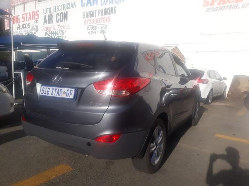Used Hyundai iX35 2 0 Gls for sale in Gauteng - Cars co za