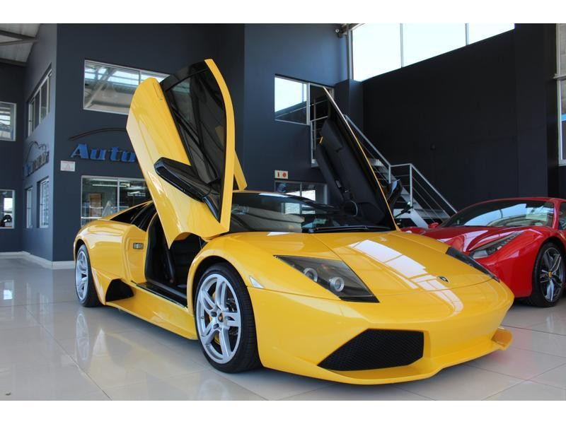 used lamborghini murcielago v12 coupe for sale in gauteng - cars.co