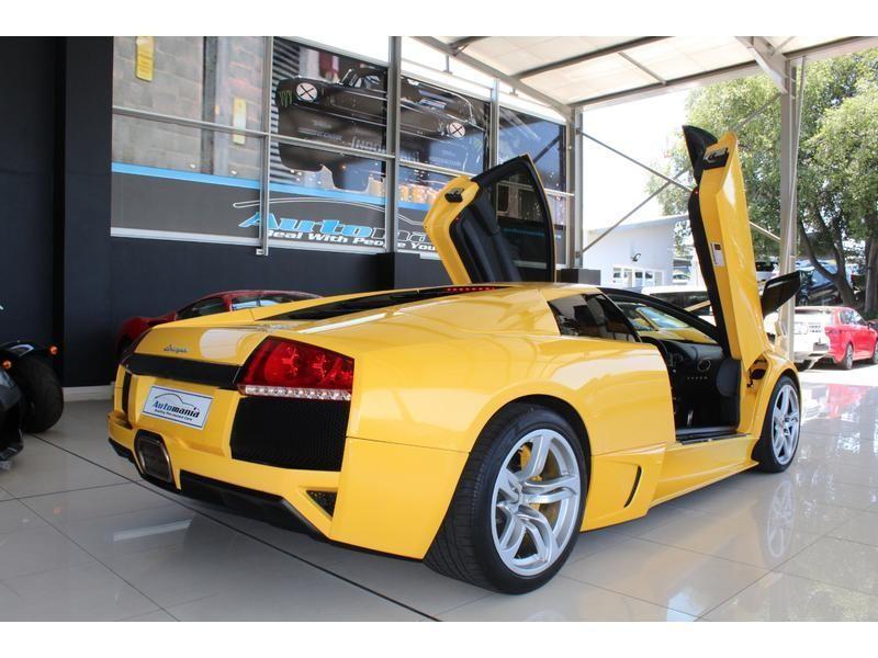 Used Lamborghini Murcielago V12 Coupe For Sale In Gauteng Cars Co