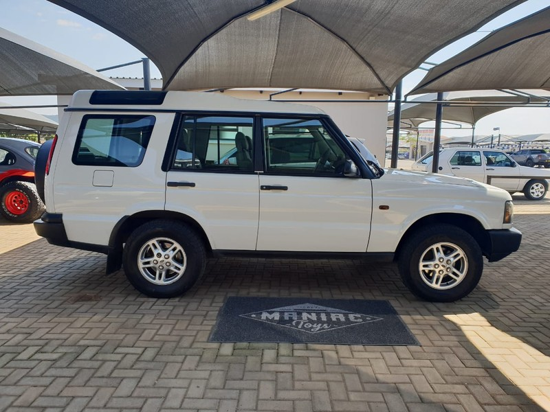 Used Land Rover Discovery Td5 Gs A/t for sale in Gauteng - Cars co