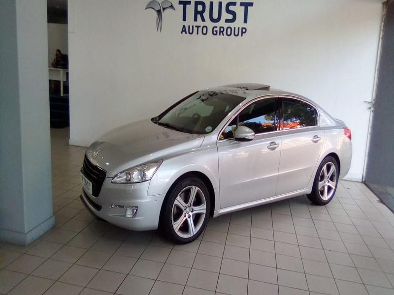 Used Peugeot 508 Gt 2 2d A T For Sale In Western Cape Cars Co Za
