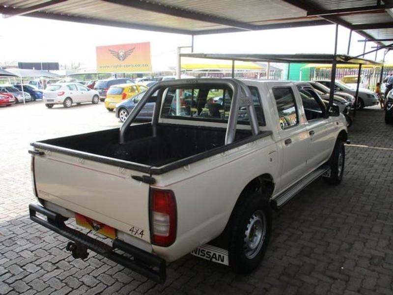 Used Nissan Hardbody 3 2d 4x4 Se G85 P U D C For Sale In Gauteng