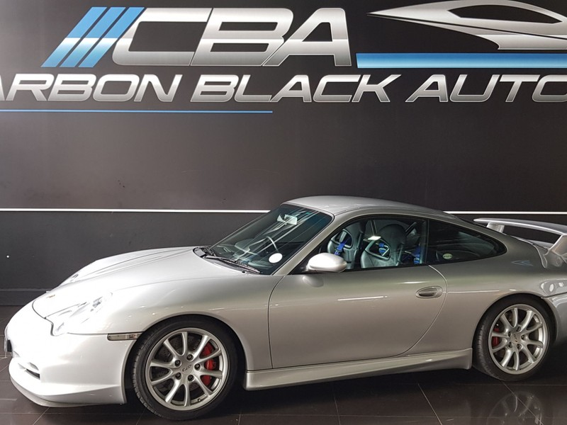 Used Porsche 911 Gt3 996 For Sale In Gauteng Carscoza