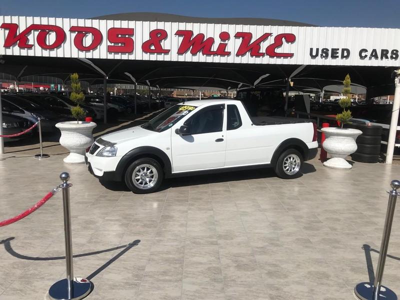 2010 Nissan NP200 1.6 S Pu Sc  Gauteng Vanderbijlpark_0