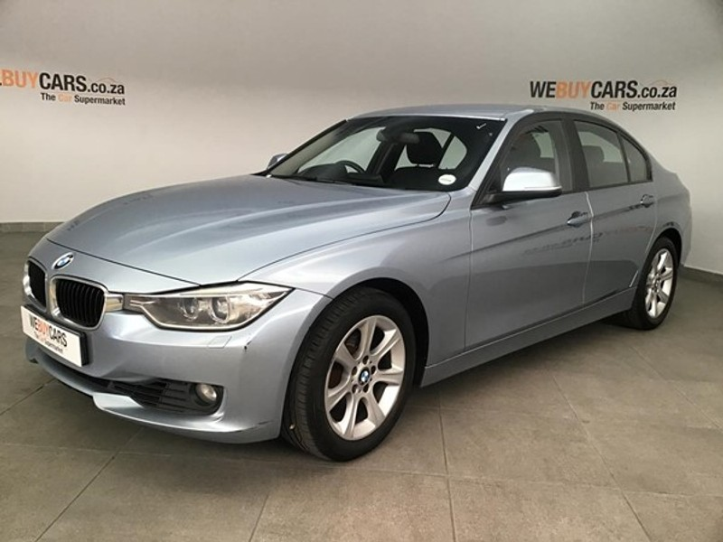 Used BMW 3 Series 320i A/t (f30) for sale in Gauteng - Cars co za