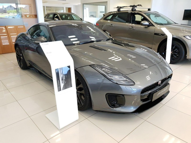 Used Jaguar F-TYPE S 3 0 V6 Convertible R-Dynamic Auto for