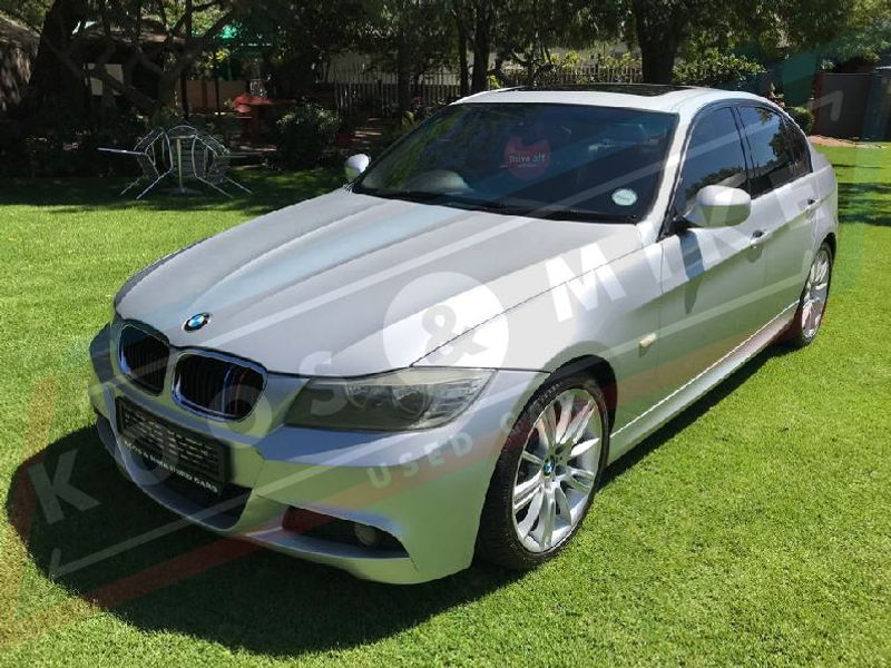 2011 BMW 3 Series 320d Exclusive At e90  Gauteng Vanderbijlpark_0