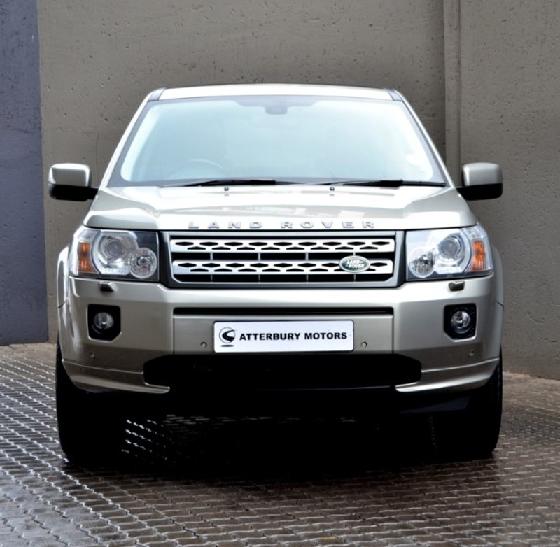 Used Land Rover Freelander Ii 2.2 Sd4 Se A/t For Sale In