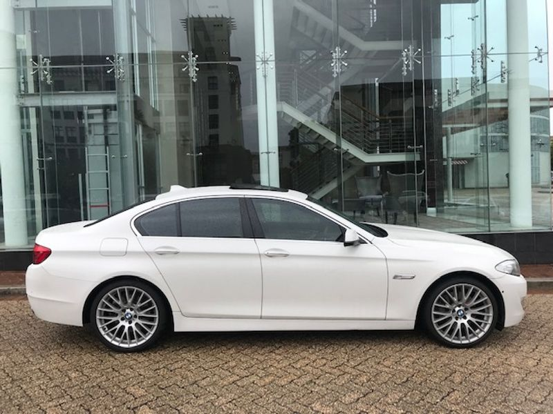 2012 BMW 5 Series 535d Innovations At  Western Cape Cape Town_0