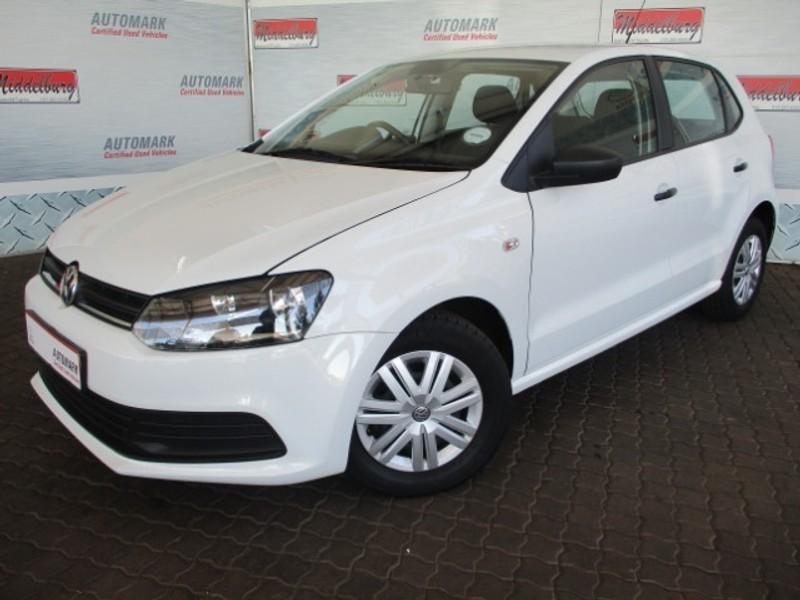 2018 Volkswagen Polo Vivo 1.4 Trendline 5-Door Mpumalanga Middelburg_0