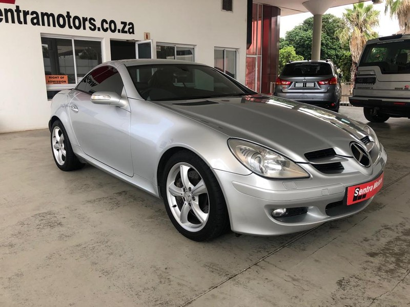 Used Mercedes Benz Slk Class Slk 350 A T For Sale In Free State