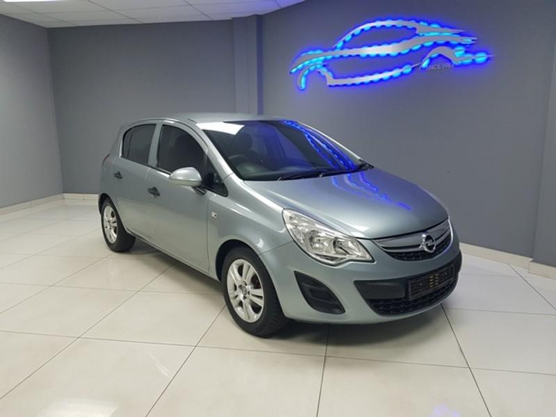 2012 Opel Corsa 1.4 Essentia 5dr  Gauteng Vereeniging_0