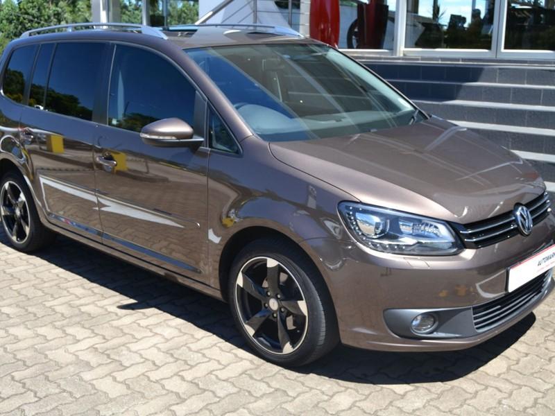 20c7113dec Used Volkswagen Touran 1.6 TDI DSG for sale in Kwazulu Natal - Cars ...
