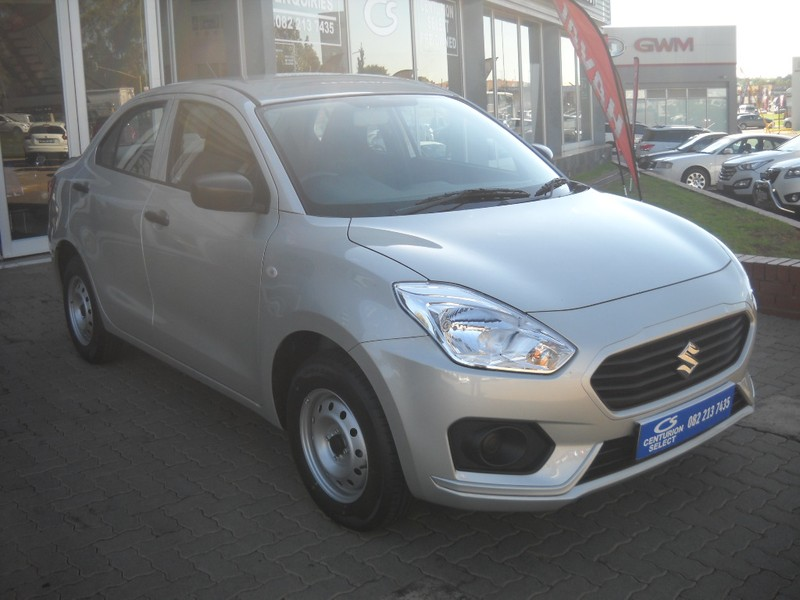 Used Suzuki Swift Dzire 1 2 GA for sale in Gauteng - Cars co za (ID