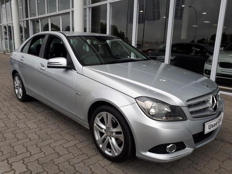 Used Mercedes-Benz C-Class C200 Cdi Avantgarde A/t for sale in