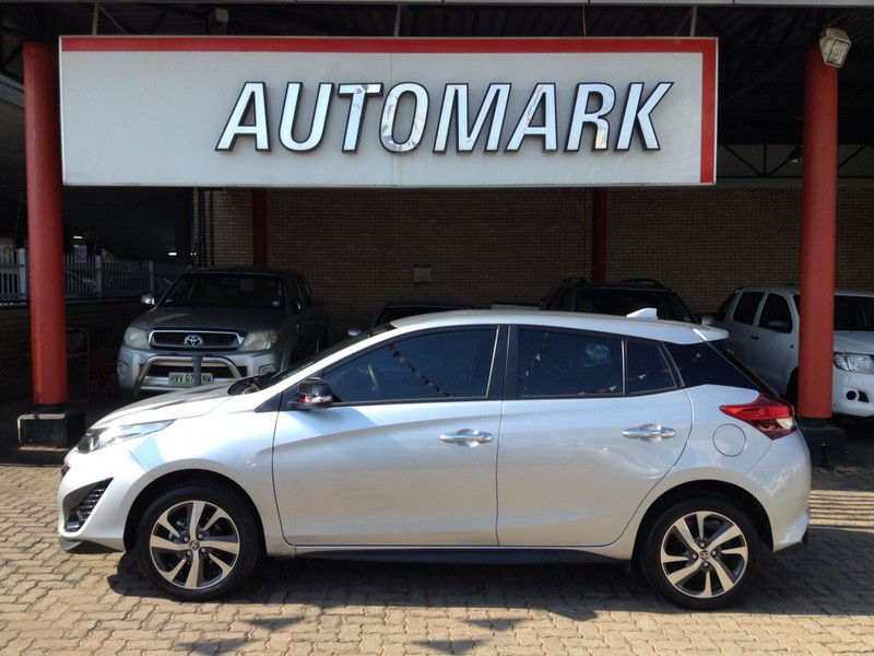 2018 Toyota Yaris 1.5 Sport 5-Door Gauteng Centurion_0