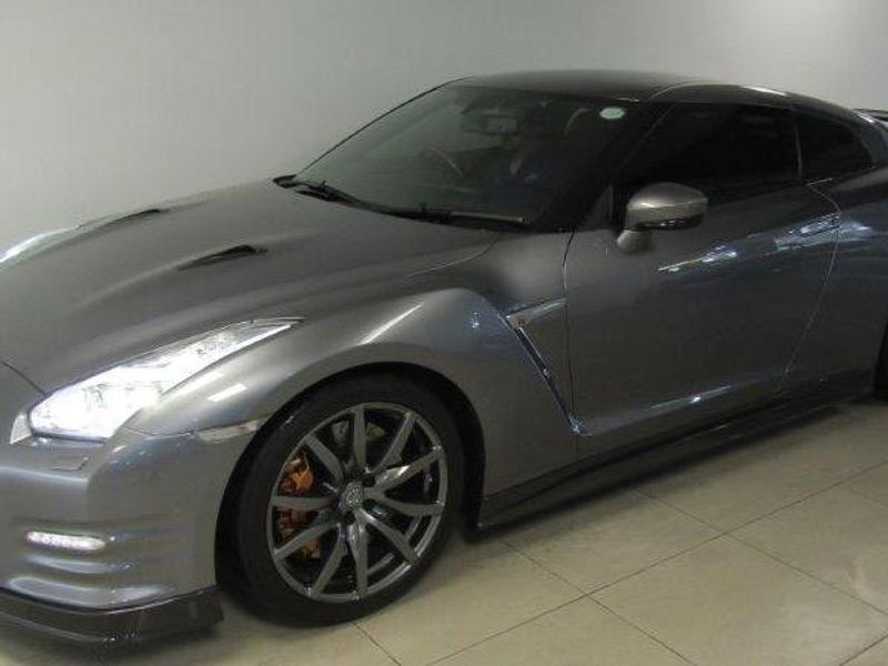 2015 Nissan GT-R Premium  Gauteng Pretoria_0