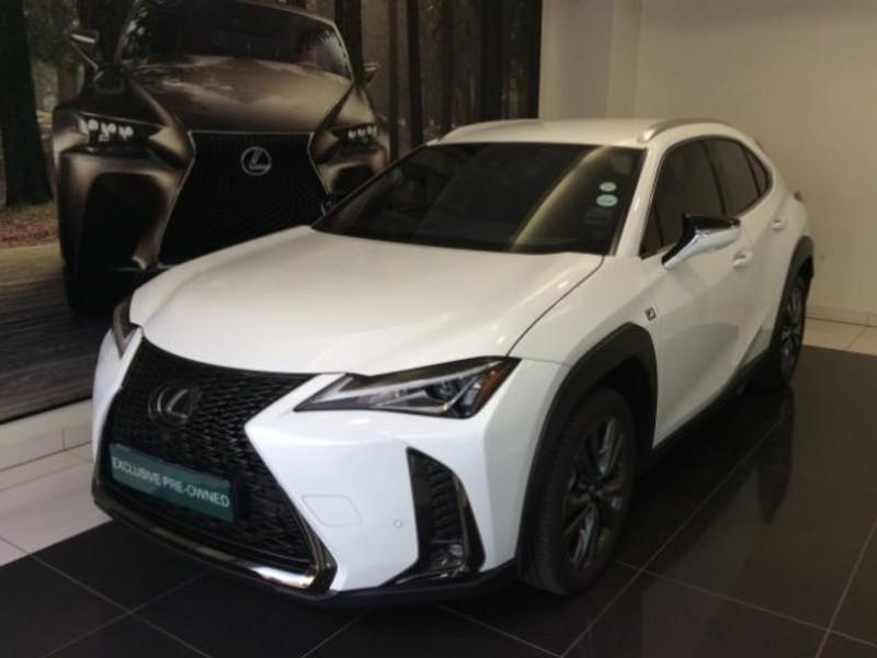 Used Lexus Ux 200 F Sport For Sale In Gauteng Carscoza Id4518335