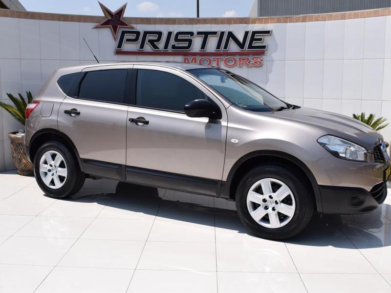2012 Nissan Qashqai 1.6 Visia  Gauteng De Deur_0