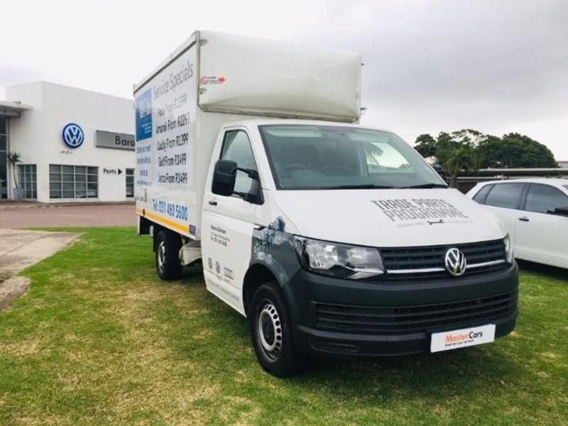 2018 Volkswagen Transporter T6 2.0TDi 75KW LWB PU SC Kwazulu Natal Durban_0