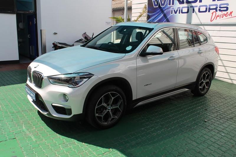 2016 BMW X1 xDRIVE20i xLINE Auto Western Cape Cape Town_0