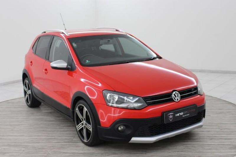 2012 Volkswagen Polo 1.6 Tdi Cross  Gauteng Boksburg_0