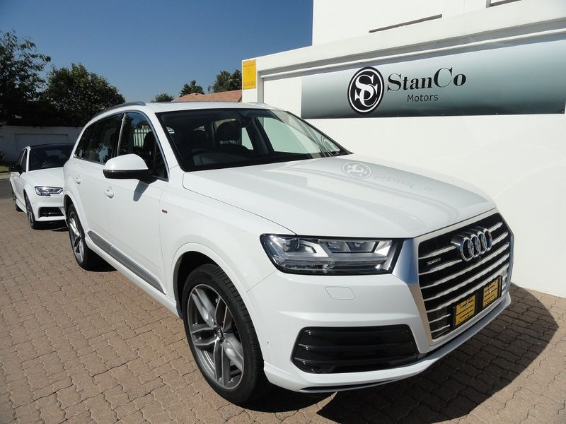Used Audi Q7 3 0 TDI V6 Quattro TIP for sale in Mpumalanga - Cars co