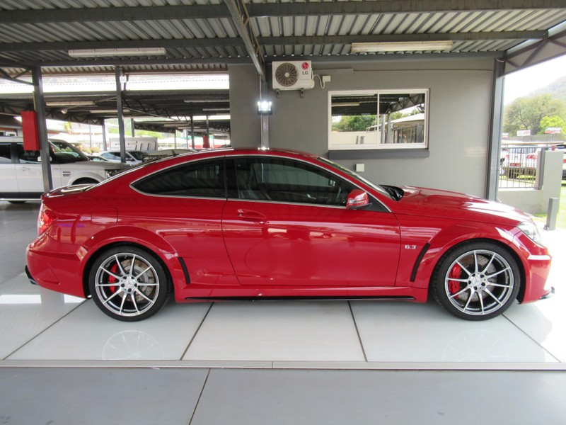 Used Mercedes-Benz C-Class C63 Amg Coupe Black Series for ...