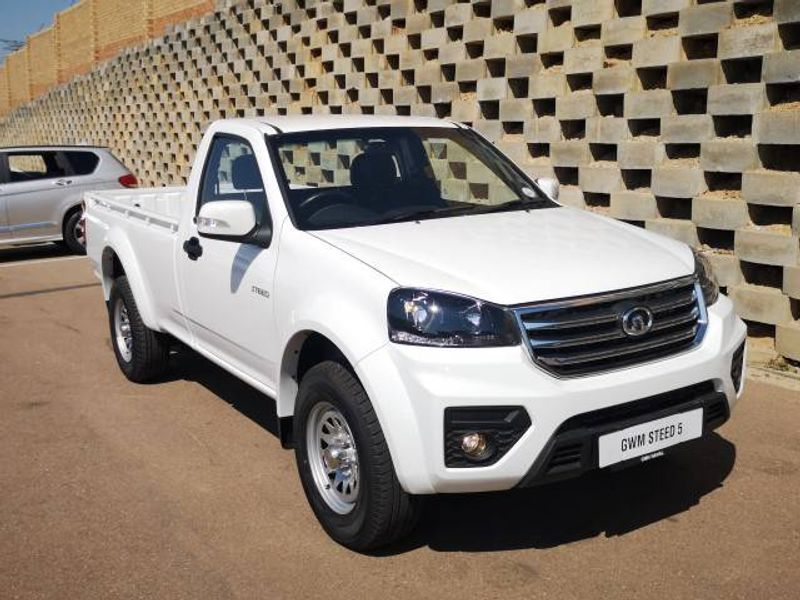 Used GWM Steed 5 2 0 WGT Workhorse Single Cab Bakkie for