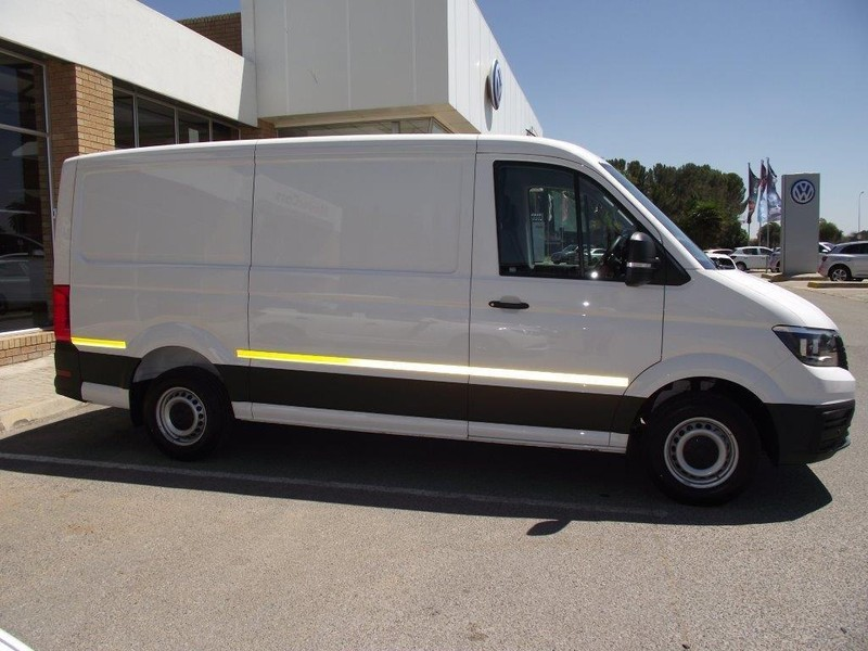 Used Volkswagen Crafter 35 2 0TDi MWB 103KW F/C P/V for sale in Free