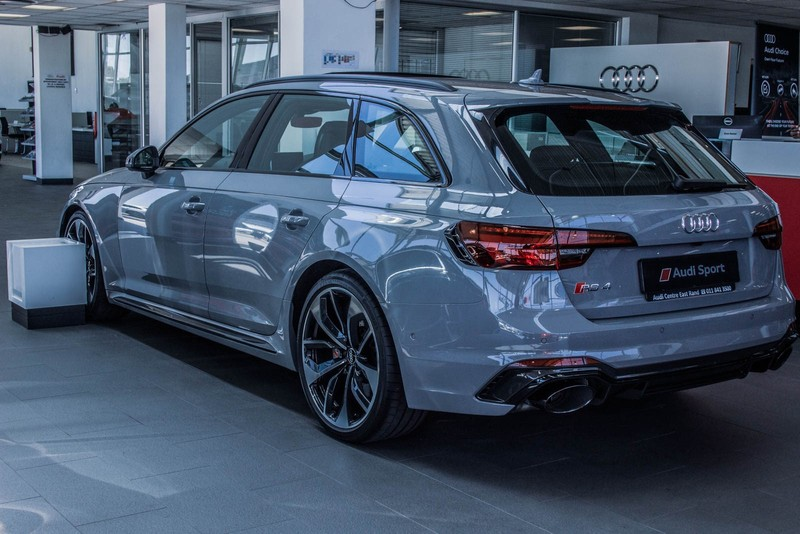 Used Audi Rs4 Avant For Sale In Gauteng