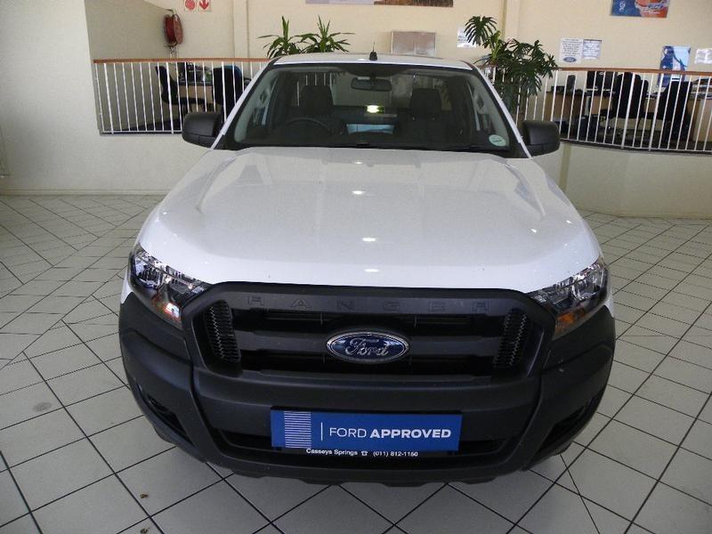 2019 Ford Ranger 2.2TDCi PU SUPCAB Gauteng Springs_0