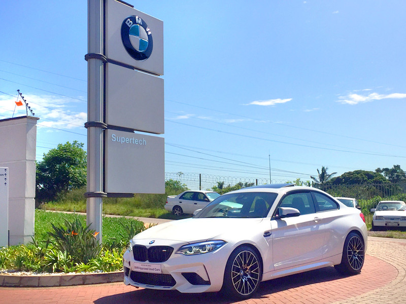 2019 BMW M2 Coupe M-DCT Competition F87 Kwazulu Natal Durban_0