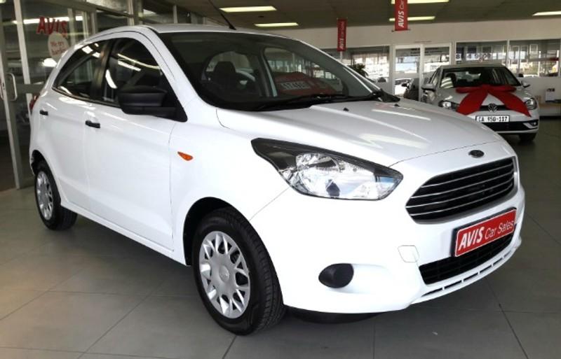 2018 Ford Figo 1.5Ti VCT Ambiente 5-Door Western Cape Strand_0