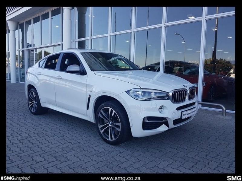2015 BMW X6 M50d  Western Cape Tygervalley_0