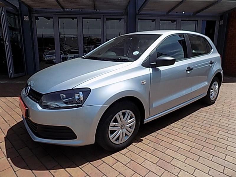 2018 Volkswagen Polo Vivo 1.4 Trendline 5-Door Gauteng Sandton_0