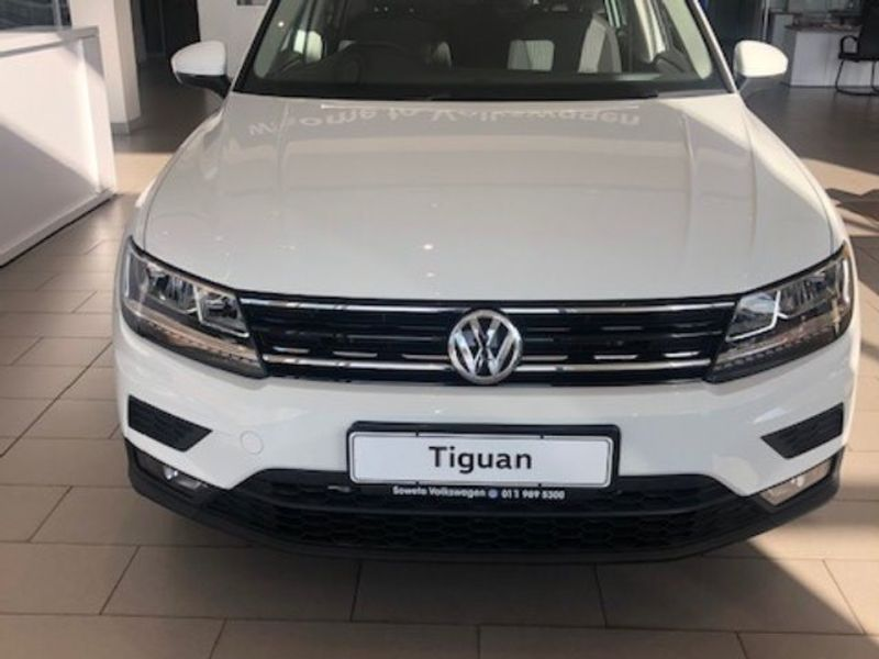 2019 Volkswagen Tiguan 1.4 TSI Trendline DSG 110KW Gauteng Soweto_0