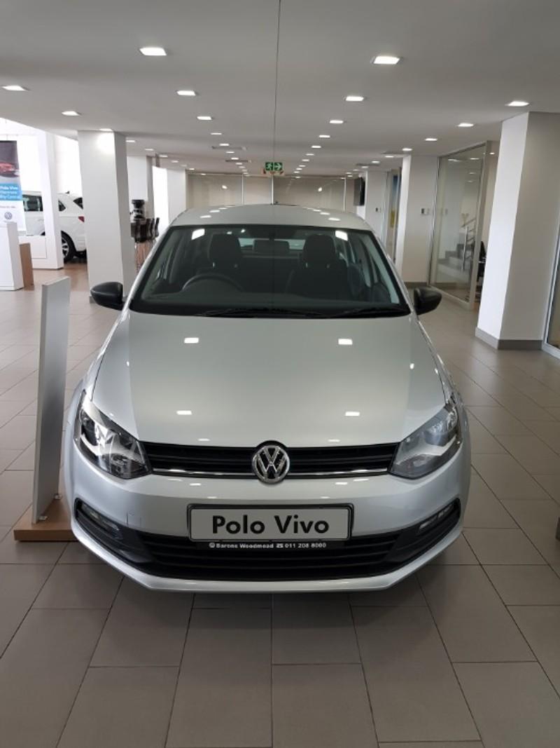 2019 Volkswagen Polo Vivo 1.4 Comfortline 5-Door Gauteng Sandton_0