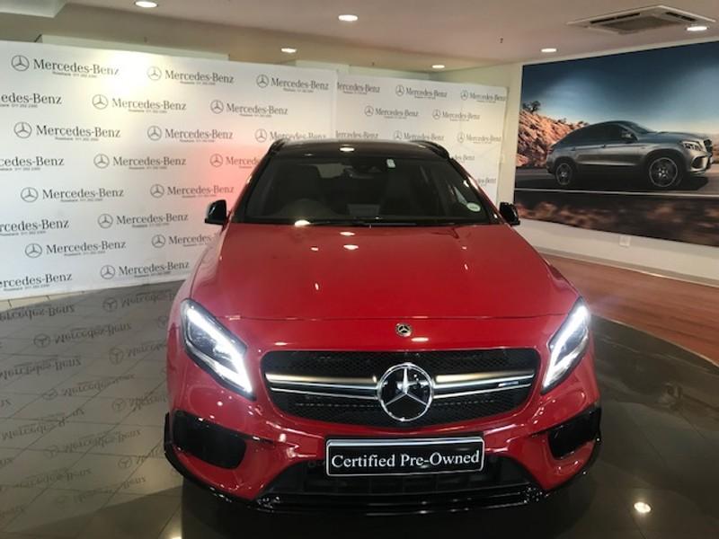 2018 Mercedes-Benz GLA-Class AMG GLA 45 4Matic Gauteng Johannesburg_0