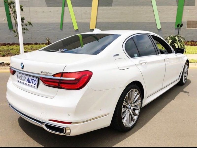 2016 BMW 7 Series 740e HYBRID i7 Kwazulu Natal Umhlanga Rocks_0