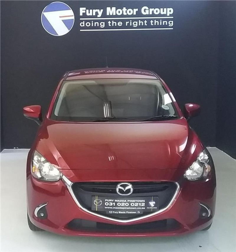 Where Is The Closest Mazda Dealership: Used Mazda 2 1.5 Dynamic Auto 5-Door For Sale In Kwazulu