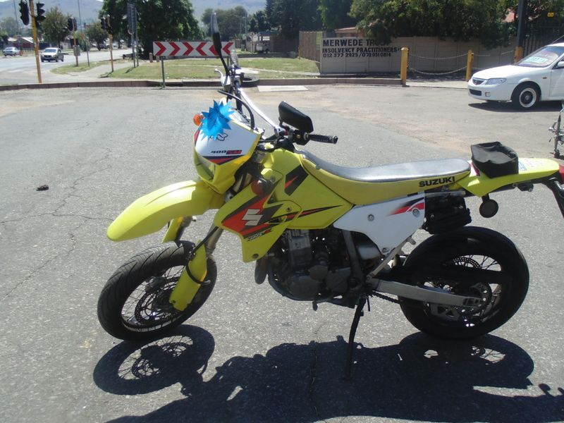 Used Suzuki Drz 400 S for sale in Gauteng - Cars co za (ID