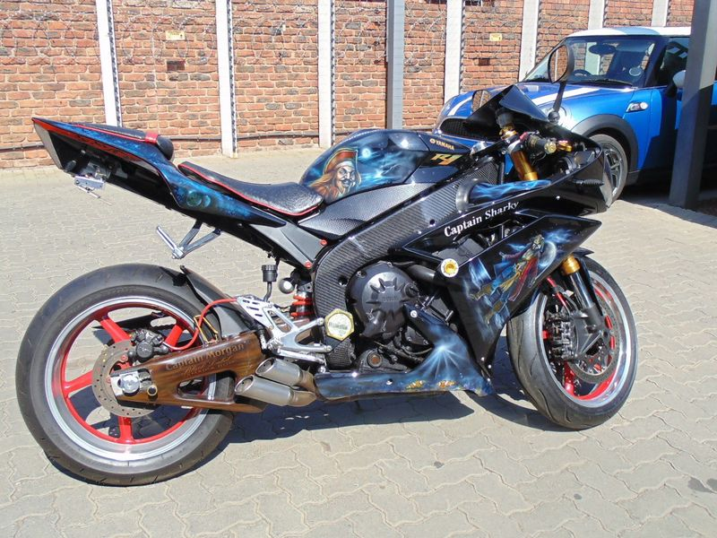 Used Yamaha Yzf R1 1000CC for sale in Gauteng - Cars co za