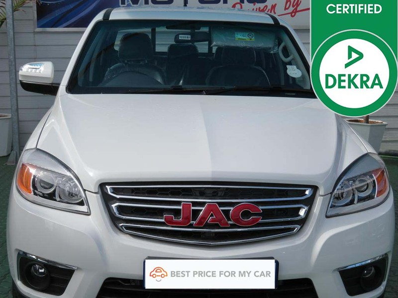 2019 JAC T6 1.9TDi LUX 4X4 Double Cab Bakkie Western Cape Goodwood_0