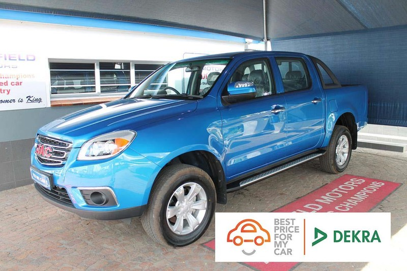 2019 JAC T6 1.9TDI Comfort Double Cab Bakkie Western Cape Goodwood_0