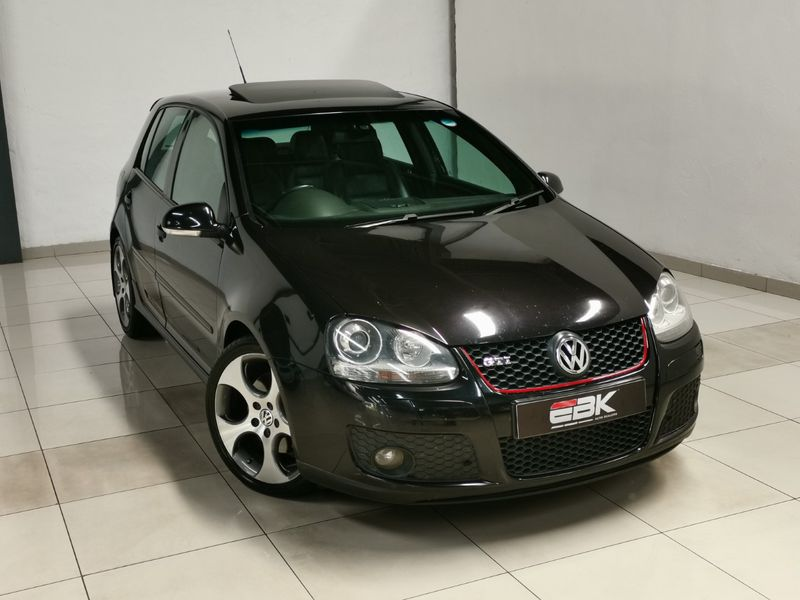 2008 Volkswagen Golf Gti 2.0t Fsi Dsg  Gauteng Johannesburg_0