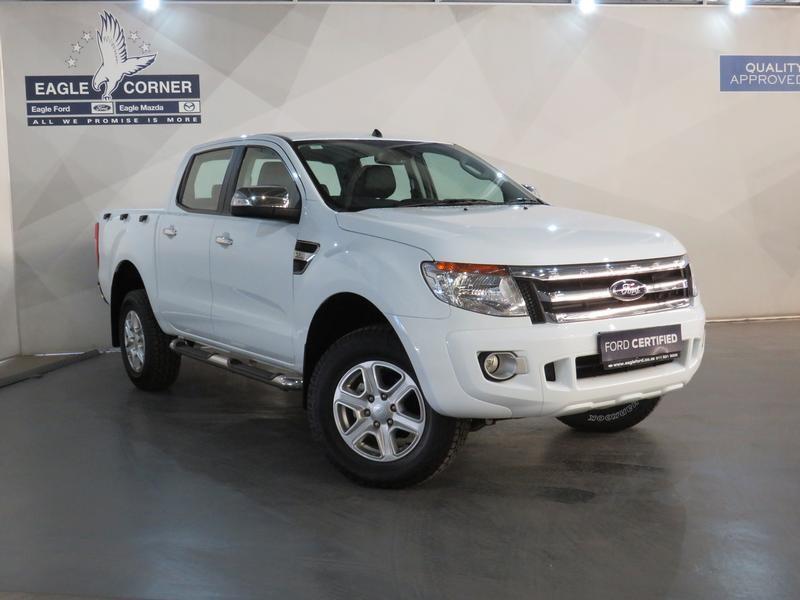 2014 Ford Ranger 3.2tdci Xlt At  Pu Dc  Gauteng Sandton_0