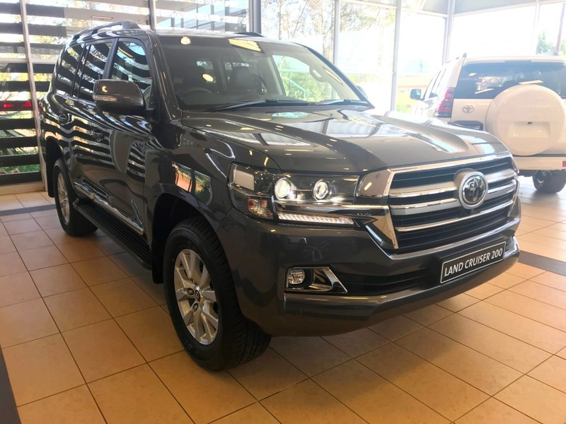 Used Toyota Land Cruiser 200 V8 4 5D VX-R Auto for sale in