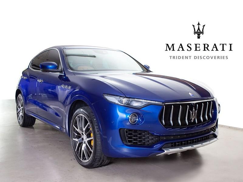 2017 Maserati Levante Diesel Gauteng_0